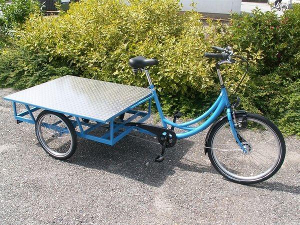 Dreirad Mit Motor Cargo Dreirad Mit Ladefläche