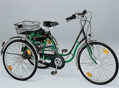 Dreirad Mit Motor Dreirad Mit Benzinmotor