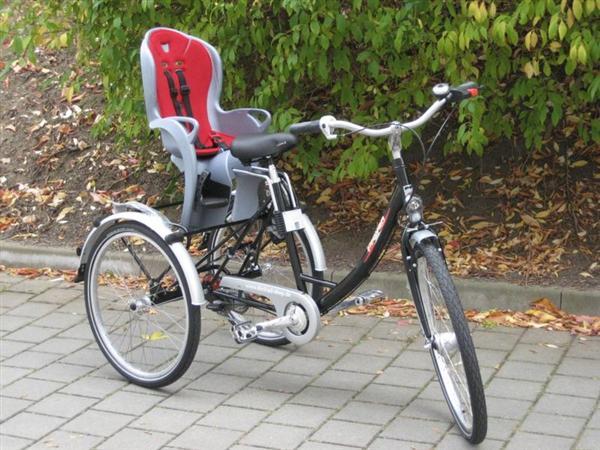 Dreirad Mit Dreirad Mit Kindersitz