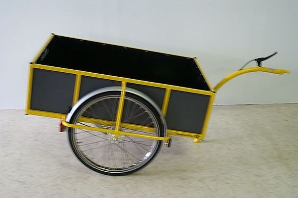 lastenanh nger f r dreirad bis 200 kg dreir der f r. Black Bedroom Furniture Sets. Home Design Ideas