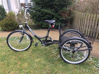 24 zoll dreirad fuer erwachsene senioren fahrrad behindertenrad seniorenrad meine archiv. Black Bedroom Furniture Sets. Home Design Ideas