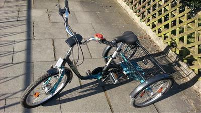 Dreirad Behindertenrad Therapierad Witzhave