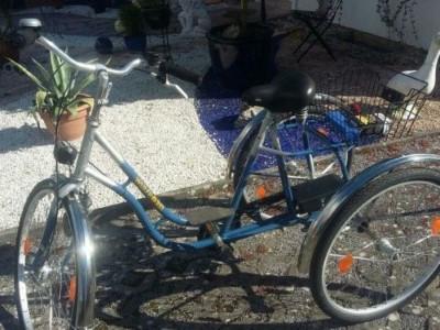 3 rad fahrrad Warstein