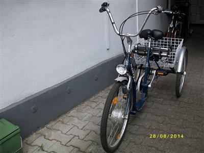 Elektro Dreirad 24 Muenster
