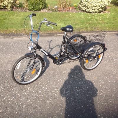 Advanced Dreirad Behindertenrad Seniorenrad Fahrrad 6 Gang Shimano  Butjadingen