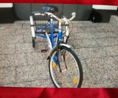 BBf behinderten fahrrad dreirad Landau