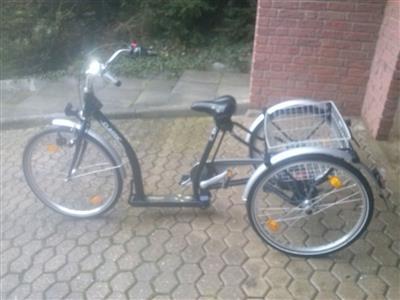 Behinderten gerechtes Dreirad Swisttal
