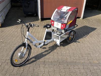 cargobike e bike antrieb fuer 2 kinder oder spezial. Black Bedroom Furniture Sets. Home Design Ideas
