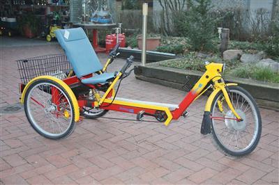 Dreirad Mit Motor Draisin Relax Dreirad Mit