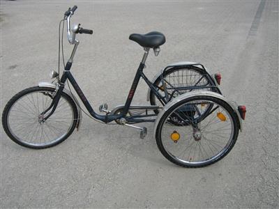 Dreirad 24 Zoll Kynast Erwachsene Senioren Behindertenrad Duisburg
