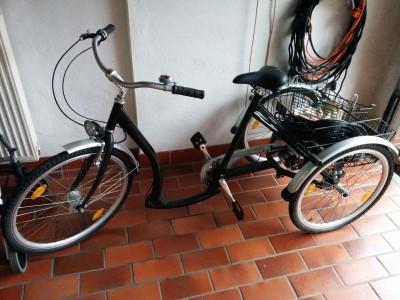 Dreirad 26 24 Zoll Mobilitaet auch bei koerperlichen Beschwerden Koeln