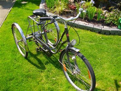 Dreirad Behindertenrad 26er 3 Gangschaltung Hamm