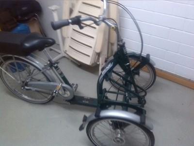 Dreirad der Marke Pfau Tec Modell Bene sehr guter Zustand Mannheim