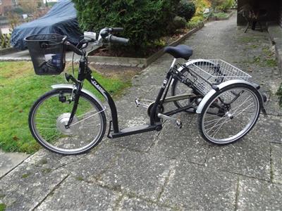 Dreirad E Bike 26 Elektro Fahrrad 3 Gang Nabe Ruecktritt Rehburg Loccum