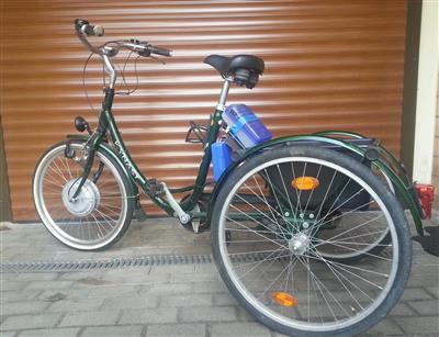 Dreirad Fahrrad Blumberg