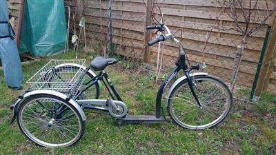 Dreirad Fahrrad Classic Mannheim