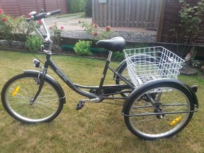 Dreirad Fahrrad Duisburg
