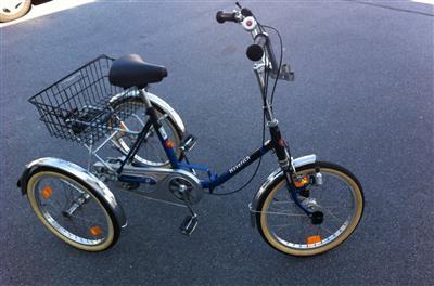 Dreirad Fahrrad Marke Haverich fuer Erwachsene Modell 26 2 Top Zustand Overath