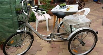 Dreirad Fahrrad Therapeutisches Behindertenrad Seniorenrad fuer Erwachsene Neu Weinheim