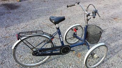 Dreirad fuer Erwachsene T Bike Therapiefahrrad Frontbike Shopie Wuppertal