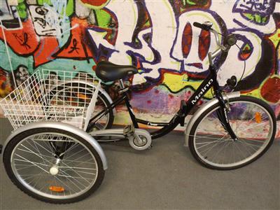 Dreirad Klapprad 26 f Erwachsene Transportrad 3g Nexus Hammerpreis osterode harz