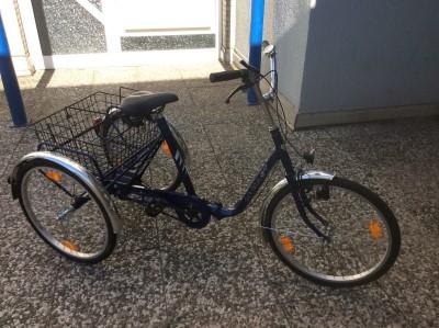 Dreirad Kynast super gepflegt 3 Gang Ruecktritt teilabar gebraucht Hannover