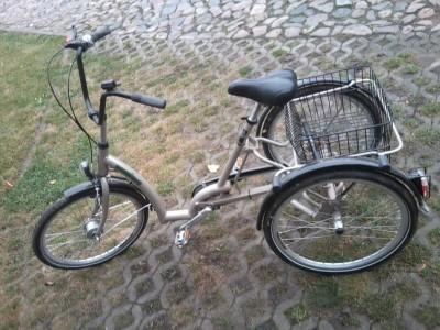 Dreirad Pfau Tec comfort Fahrrad  Blankensee