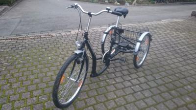 Dreirad Ruhrwerk Gundelfingen