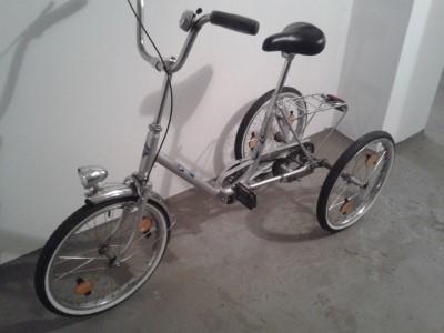 dreirad senioren kinder behinderten fahrrad epple design. Black Bedroom Furniture Sets. Home Design Ideas