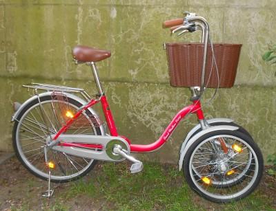 Dreirad Seniorenrad von Landwalker Dreirad Fun bike 2 Zoll Dresden