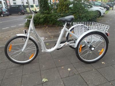 Dreirad Terra Bike 24 3 Gang Alu Rad - neues Modell - Duesseldorf
