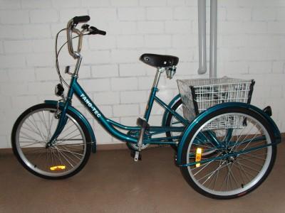 Dreirad von Fanotec FT 7 8 Laatzen