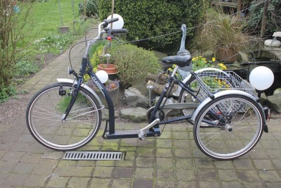 Dreirad von PfauTec Modell Classic mit Kaufbeleg Herne