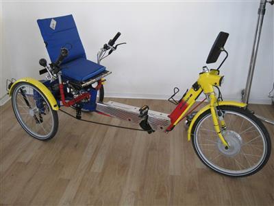 Elektr Dreirad Draisin Relax Heinzmann Motor Top Zustand Bremen