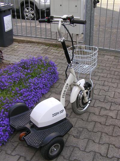Elektro Dreirad Frankfurt
