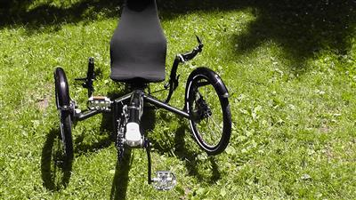 elektro liegerad liegedreirad tricycle flevobike trike. Black Bedroom Furniture Sets. Home Design Ideas