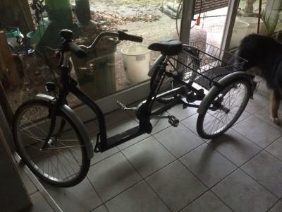 fahrrad dreirad 26 Zoll Hamburg Schnelsen