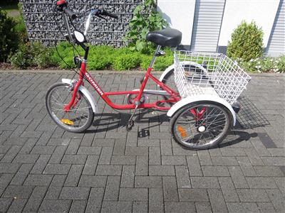 fahrrad dreirad schwelm archiv verkaufter gebrauchter. Black Bedroom Furniture Sets. Home Design Ideas