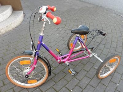 Fahrrad Dreirad Behindertengerecht Klappfahrrad Paderborn