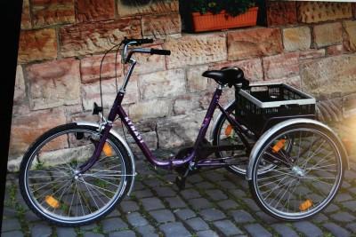 Fahrrad Dreirad Borken