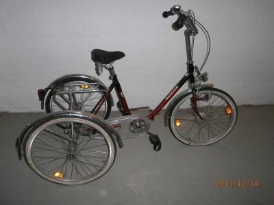 Luft aufpumpen fahrrad