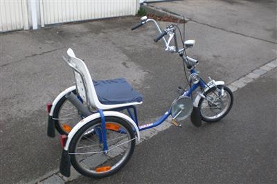 Fahrrad Dreirad fuer Erwachsene Markt Indersdorf