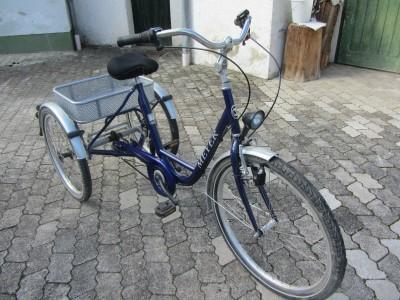 fahrrad dreirad fuer erwachsene top wunderschoen 3gang. Black Bedroom Furniture Sets. Home Design Ideas