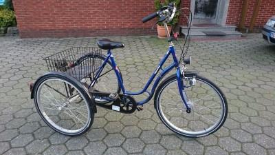 Fahrrad Dreirad Seniorenrad Gronau