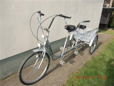 Fahrrad Dreirad Tandem Chemnitz