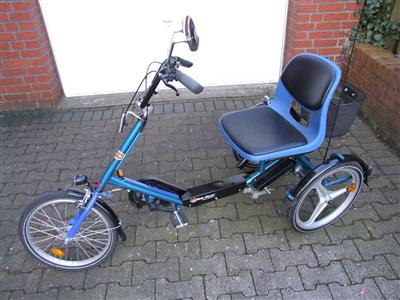 fahrrad dreirad therapie fitness senioren rad 2 fuer. Black Bedroom Furniture Sets. Home Design Ideas
