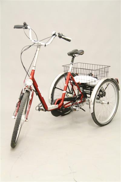 Fahrrad Dreirad Therapierad Kinderfahrrad Haverich Dreirad DR 24 Leupoldsgruen