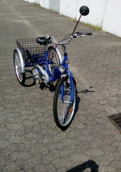 Fahrrad Dreirad Therapierad Krefeld