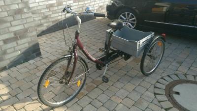 Fahrrad dreirad Vechta