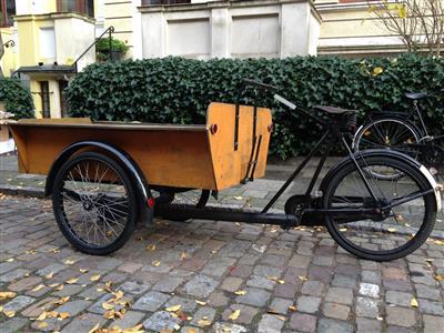 Gazelle Lastenrad Bakfiets Coffee Bike Lastenfahrrad 4 er Jahre Bremen